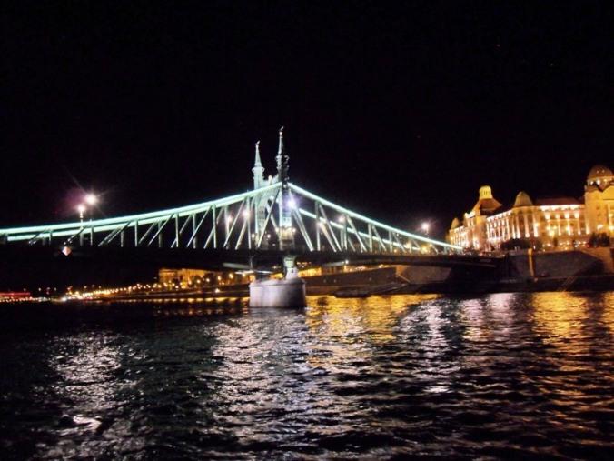 Liberty Bridge, Budapest, Hungary, TS76