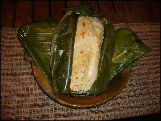 Nacatamal, Nicaragua, tamal, tamales,  typical food, comida tipica, foodie, food porn, food photography