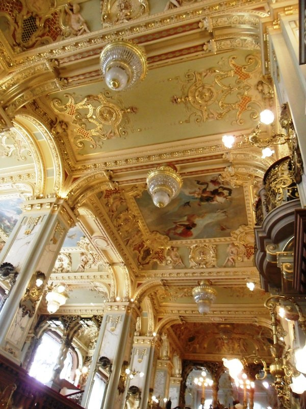interior design, New York Café, Café, Budapest, Hungary, hotel, travel, photography, TS76