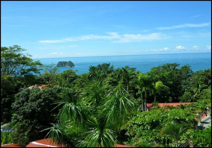 View, Pacific Ocean, Costa Rica, Quepos, Parador Resort and Spa, hotel, luxury, eco-luxury, luxury travel, travel, photography, TS76
