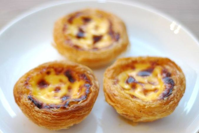 Pastéis de nata, baked goods, dessert, Lisbon, Portugal, travel, photography, foodies