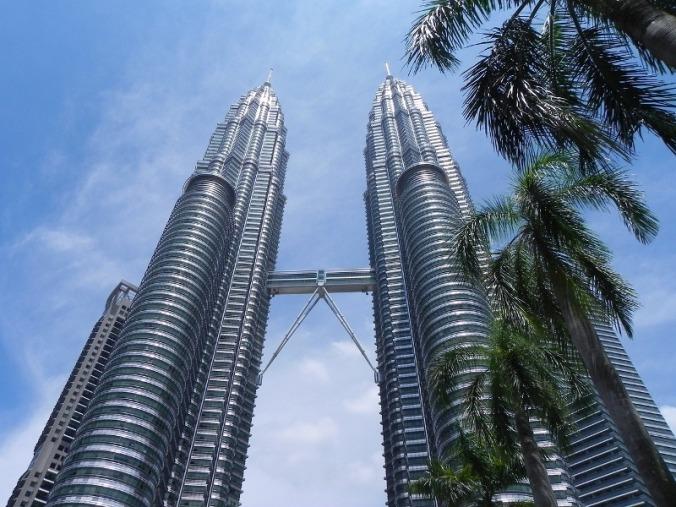 Petronas twin towers, Kuala Lumpur, Malaysia, travel, photography, architecture