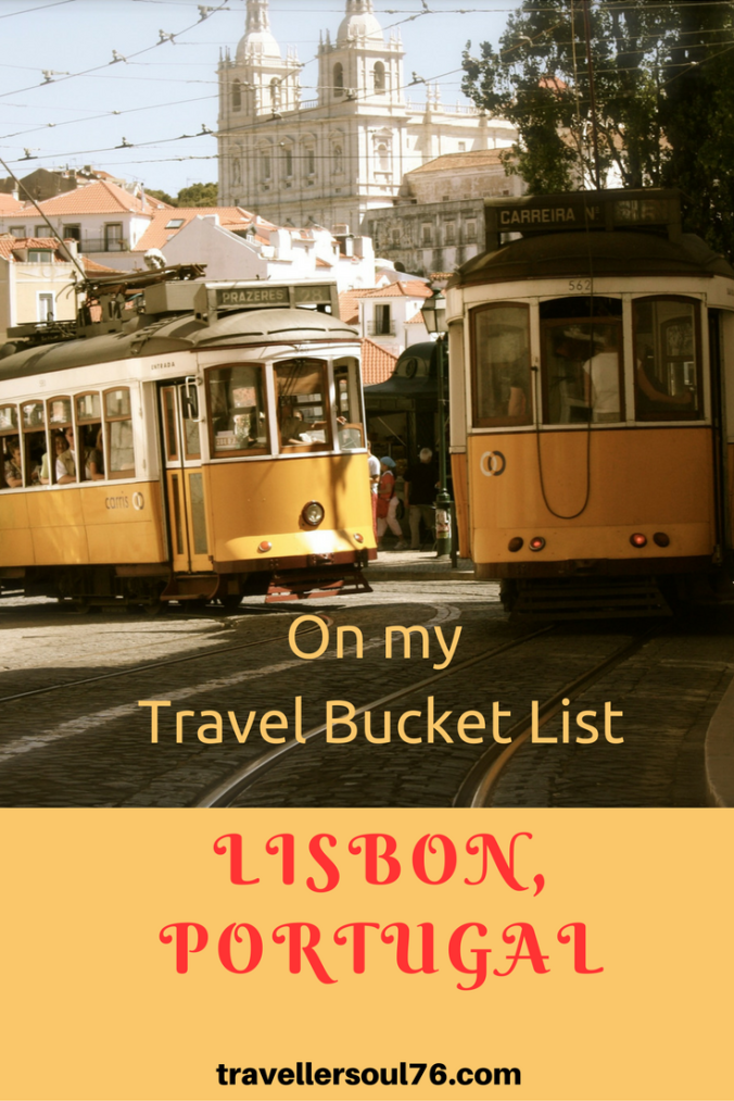 One of Europe's dynamic capitals, rich in history, culture, food and still affordable, Lisbon, Portugal must be added to any Travel Bucket List.