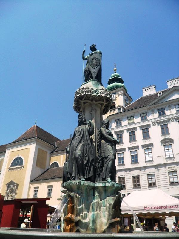 statue, Vienna, Austria, Wien, Österreich, reise, travel, photography, architecture, TS76