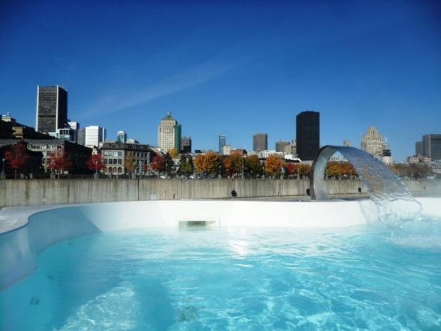 hot tub, outdoor hot tub, Bota Bota, Spa, Bota Bota Spa-sur-l'eau, Montreal, Quebec, Canada, wellness, spa travel, travel, photography, TS76