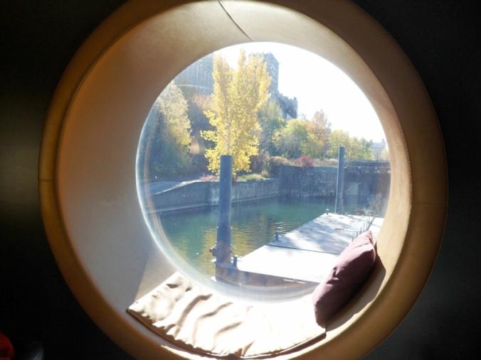 hublot, Bota Bota, Spa, Bota Bota Spa-sur-l'eau, Montreal, Quebec, Canada, wellness, spa travel, travel, photography, TS76