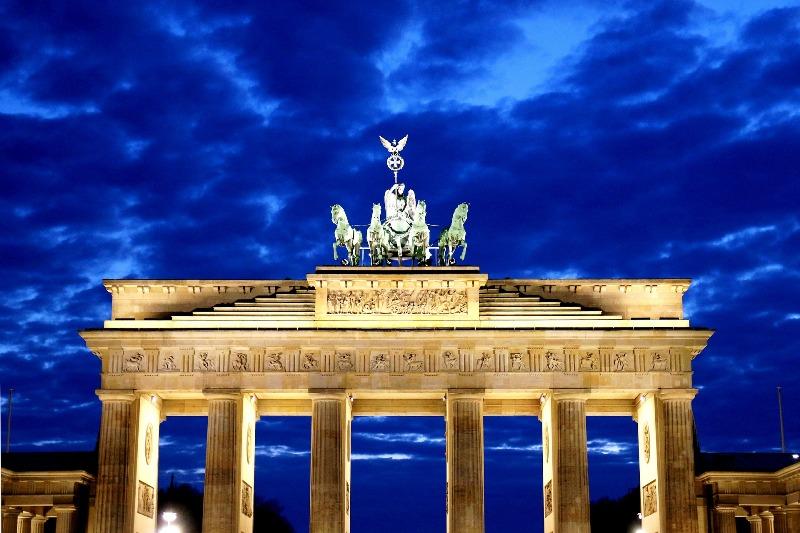 Brandenburg Gate, Berlin, Germany, Deutschland, travel, photography, architecture, history