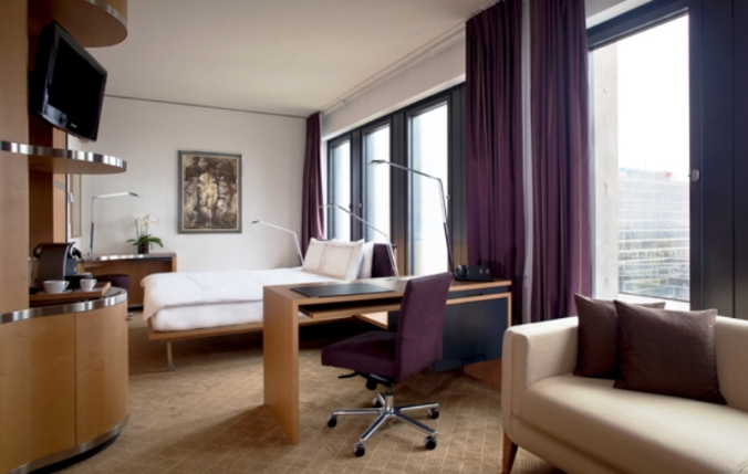 Junior Suite, Swissotel Berlin, Swissotel, Swissotel Hotels & Resorts, Live it well, SwissotelsTravels, hotels, resorts, travel, vacation