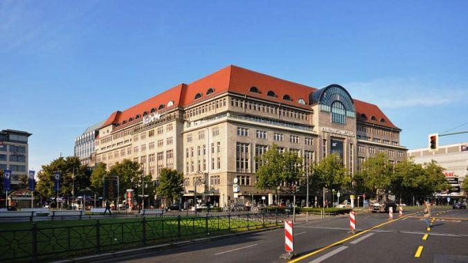 KaDeWe, Kaufhaus Des Westens, Berlin, Germany, Deustchland, architecture. shopping