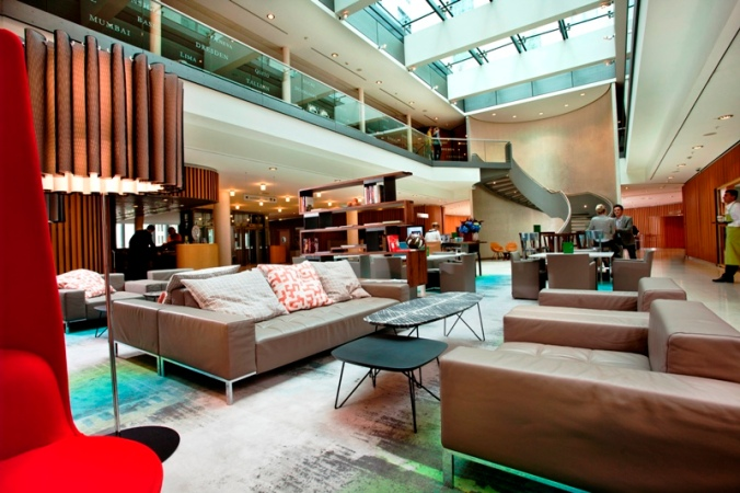 Lobby, Swissotel Berlin, Swissotel, Swissotel Hotels & Resorts, Live it well, SwissotelsTravels, hotels, resorts, travel, vacation