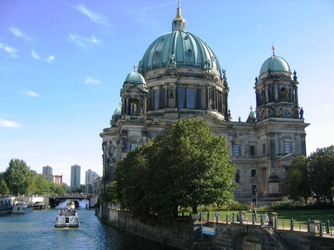MuseumInsel, Museum Island, Berlin, Germany