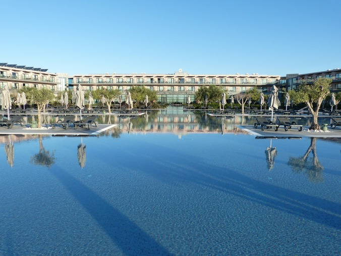 pool, luxury resort, resort, Algarve, Portugal, travel, photography