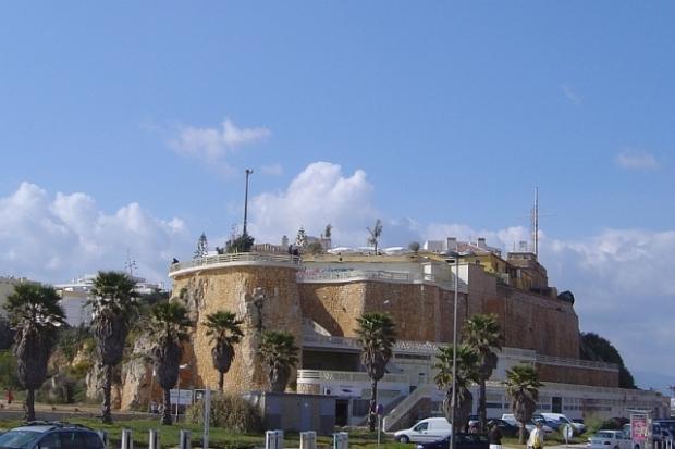 Portimao, Forte Santa Catarina, Algarve, Portugal, history, culture, travel, photography