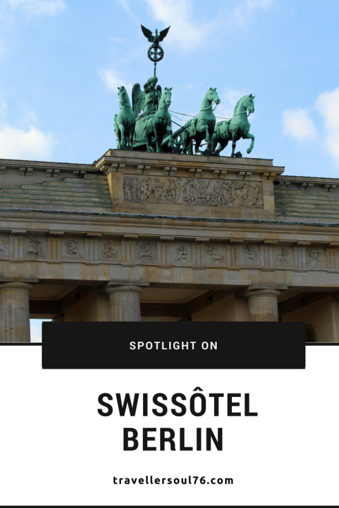 Looking for a great place to stay in Germany's capital? Then come and check out Swissôtel Berlin as well as what to see and do! You'll fall for Deutschland :)