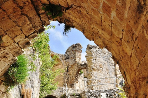 Ruins, ancient ruins, Cyprus, Europe, travel, photography, history
