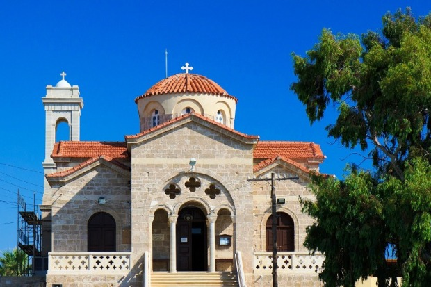 architecture, church, Cyprus, travel, photography