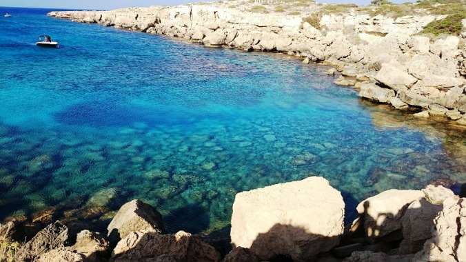 Bay, Cyprus, beach, travel, photography