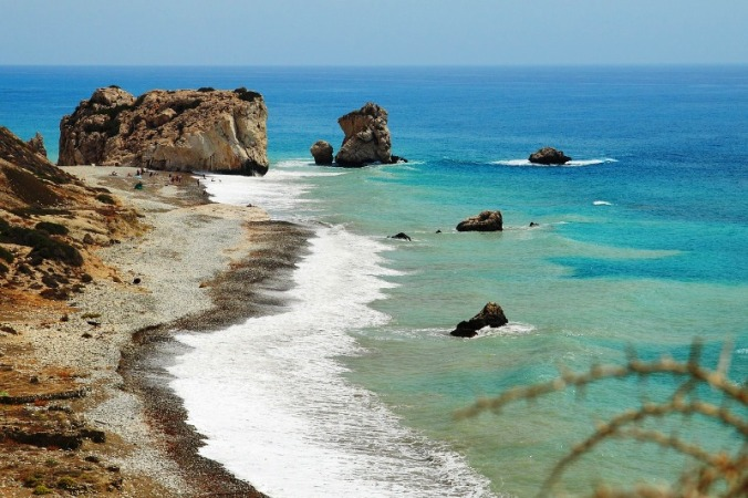 coastline, Beach, Cyprus, travel, photography, mediteranean, europe