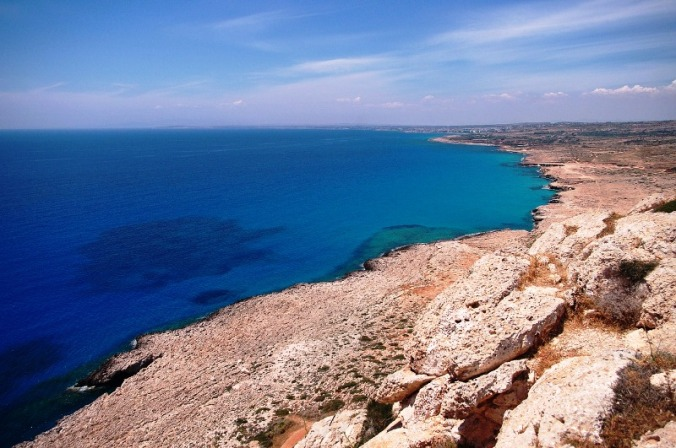 Blue, Mediteranean, Cyprus, travel, photography