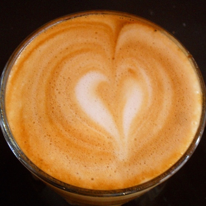 Flat White at Pourquoi Pas Espresso, Montreal, coffee, coffee lover, TS76, photography
