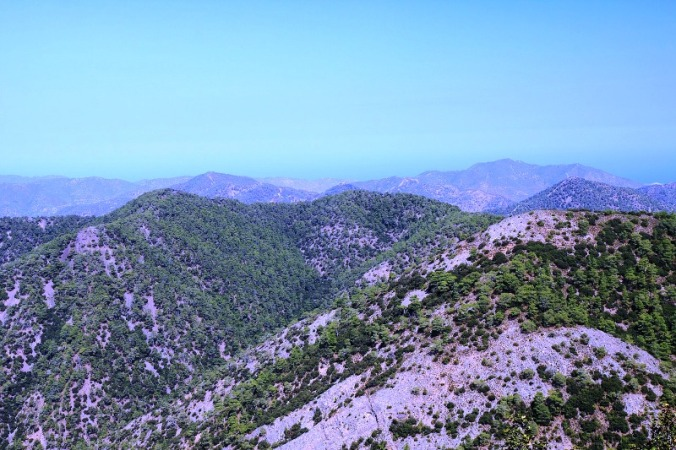 Green hills, nature, outdoors, Cyprus, travel, photography