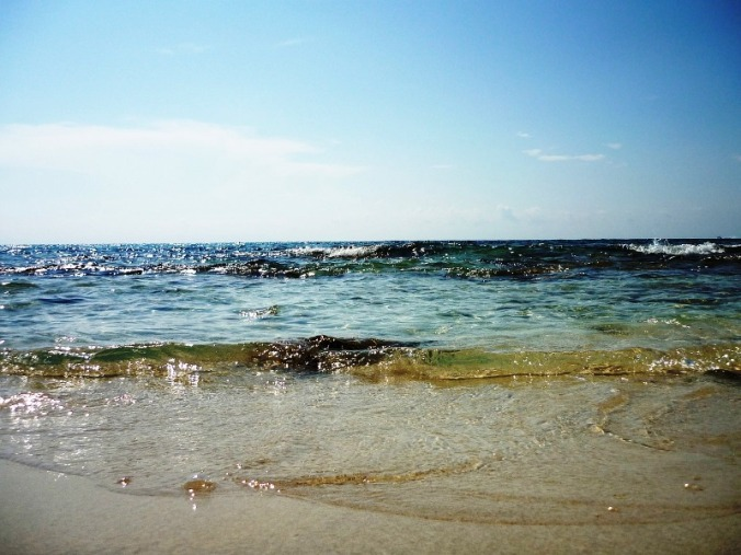 Ocean, waves, beach, water, travel, photography