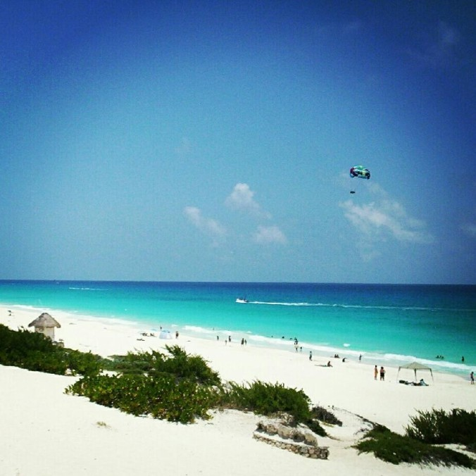 Playa Delfines, Cancun, Mexico, travel, photography, TS76