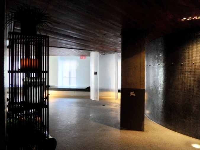 Scandinave Spa, Old Montreal, steam bath, cold shower, spa