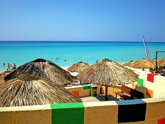 Varadero, Cuba, Beach, travel, photography, Caribbean