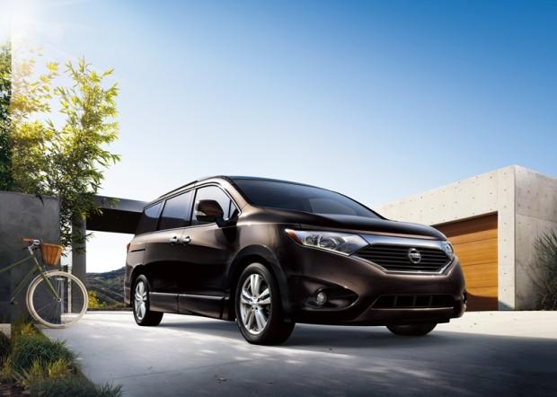 Nissan, 2016 Nissan Quest, Nissan Quest, family van, van, automobile, transportation