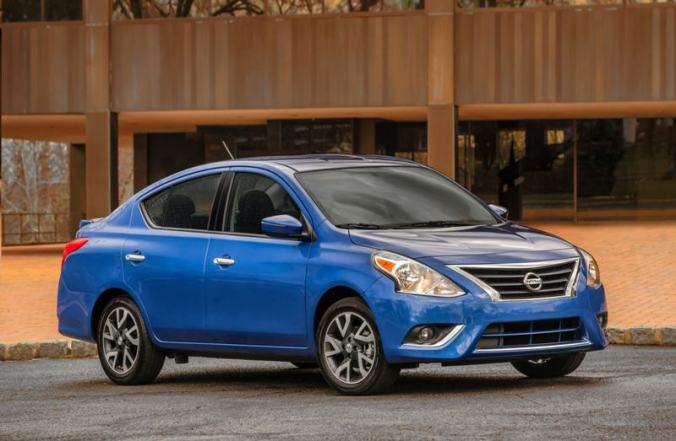 Nissan, 2016 Nissan Versa sedan, Nissan Versa sedan, automobile, car, transportation