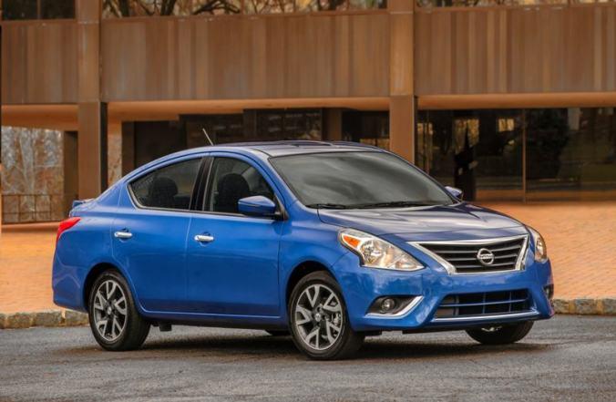 Nissan, 2016 Nissan Versa sedan, Nissan Versa sedan, automobile, car, transportation