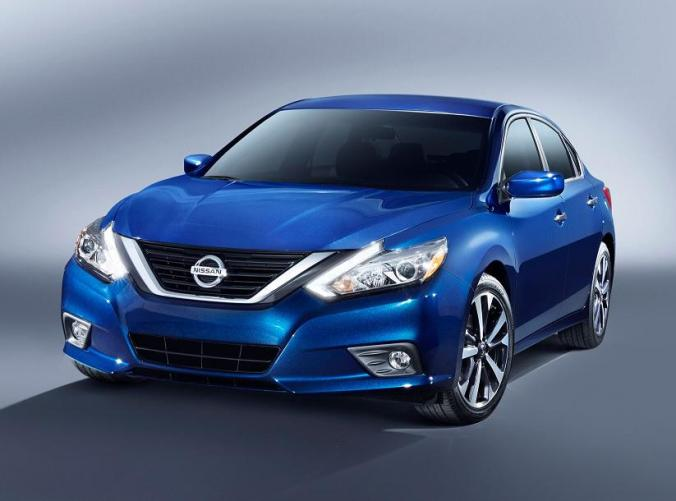 Nissan, 2016 Nissan Altima SR, car, automobile, Innovation that excites, vehicle, Nissan model