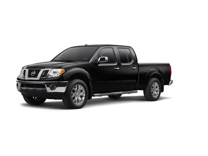 Nissan, 2016 Nissan Frontier, mid-size pickup truck, pick up truck, vehicle