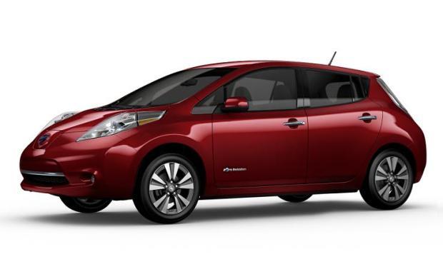 Nissan, 2016 Nissan LEAF, Nissan Leaf, Electric Vehicle, car, automobile, ecofriendly car, green energy