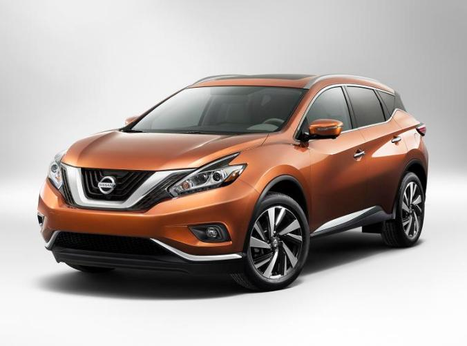 Nissan, 2016 Nissan Murano, Nissan Murano, car, automobile, SUV, innovation that excites