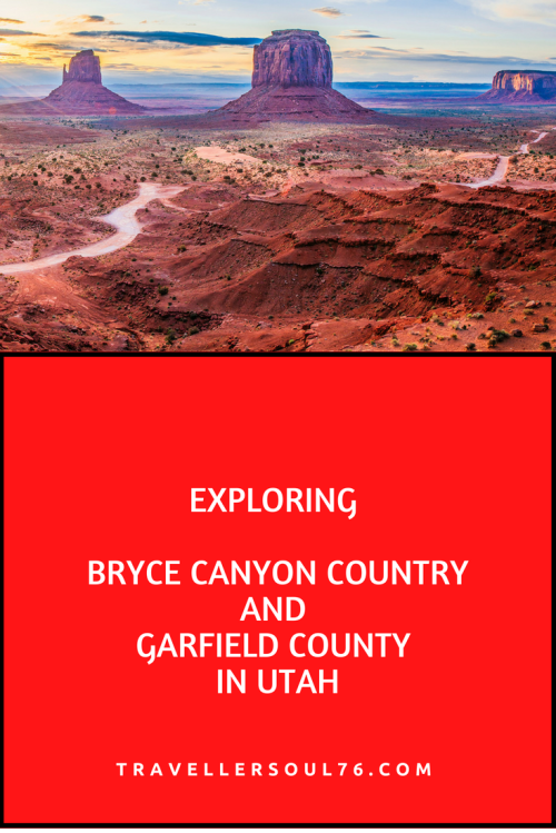 Have an adventurous spirit and want to discover a fascinating area in the SouthWest? Start Exploring Bryce Canyon Country and Garfield Country in Utah. Come see what there is to see and do! #travel #bucketlist #adventures #wanderlust #Utah #VisitTheUsa #photography #travelblog #travelbloggers