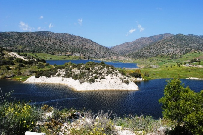 Germasoyeia Dam, Cyprus, travel, photography, nature, outdoors