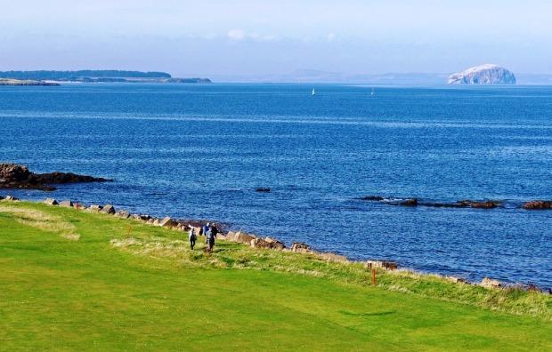 Golf, golf course, Sea, Cyprus, travel, photography