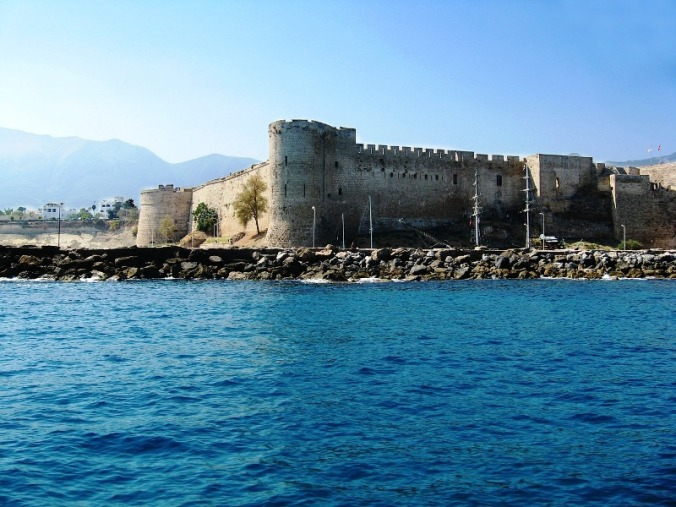 Kyrenia Fort, fort, Cyprus, travel, photography