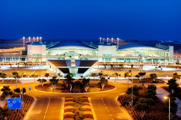 Larnaca, international airport, airport, Cyprus, travel, photography