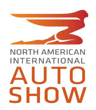NAIAS 2016, NAIAS, North American International Auto Show, Detroit, Michigan, NAIAS auto show logo, Detroit auto show