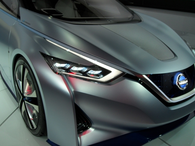 Nissan USA, Nissan, Nissan IDS Concept, IDS, NAIAS, NAIAS 2016, North American International Auto Show, Detroit, Michigan, auto show, electric vehicle, intelligent driving, autonomous driving, Detroit Auto Show, Motor City, Nissan IDS Concept Electric Vehicle