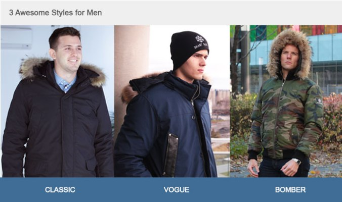 North Aware, winter coat, North Aware Coat, fashion, winter, men coats, styles, men's winter coats