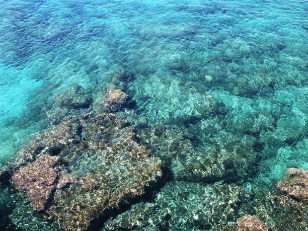 mediterranean, sea, rocks, Cyprus, travel, photography