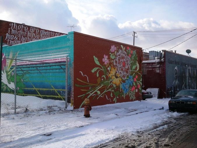 art, street art, mural, colorful, Eastern Market, Detroit, Michigan, travel, photography, TS76