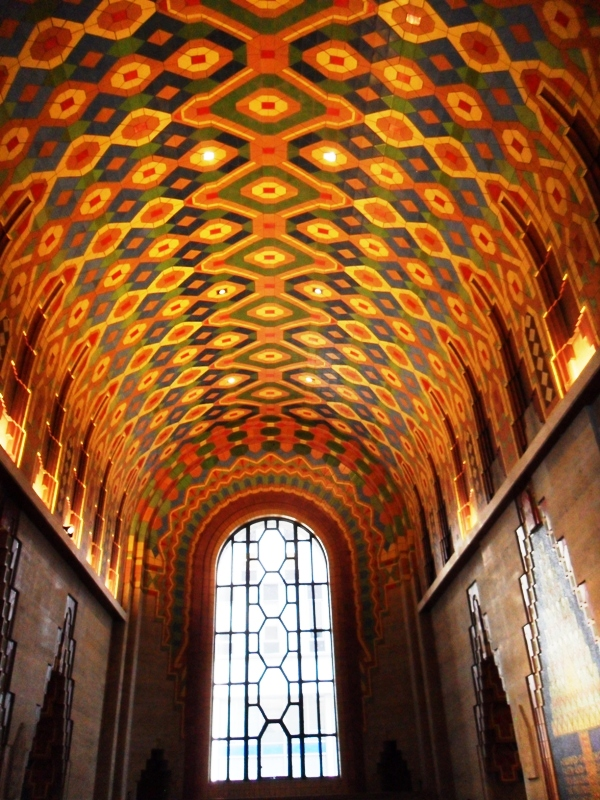 architecture, National Historic Landmark, Guardian Building, Building, Detroit, Michigan, travel, photography, TS76
