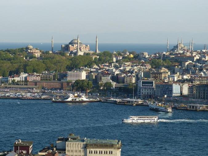 aerial view, Istanbul, Turkey, travel, bucket list, travel, photography
