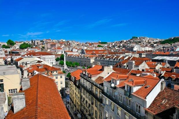 Lisbon, Portugal, panorama, travel, bucket list, travel, photography