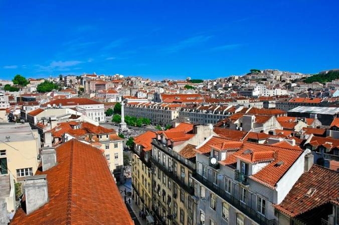 Lisbon, Portugal, panorama, travel, bucket list, travel, photography